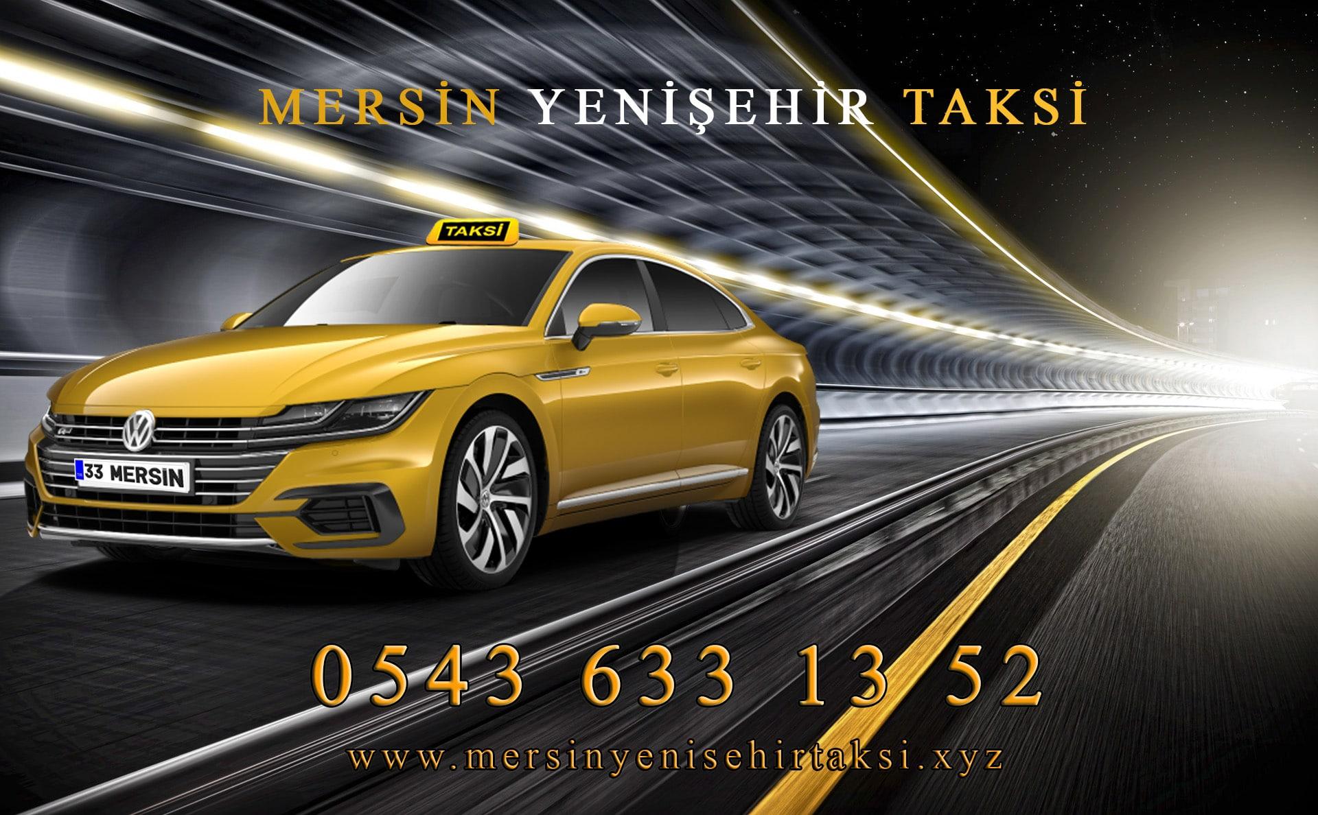 mersin yenişehir taksi